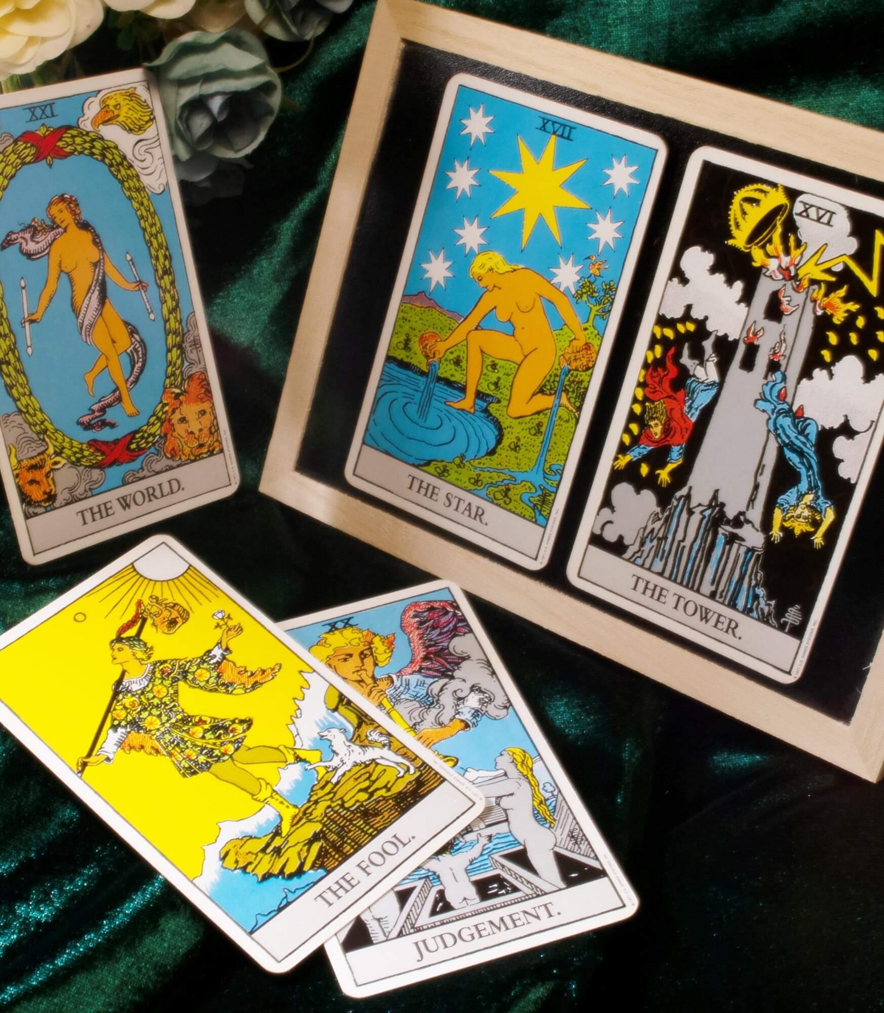 Angyal- És Tarotkártya Tanfolyam